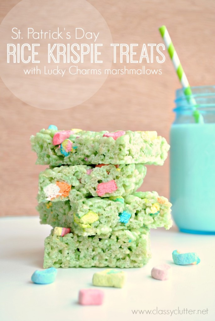 Lucky Rice Krispies