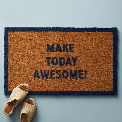 Welcome Your Guests With These 10 Awesome Doormats