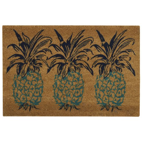 Alton+Greetings+Pineapple+Doormat