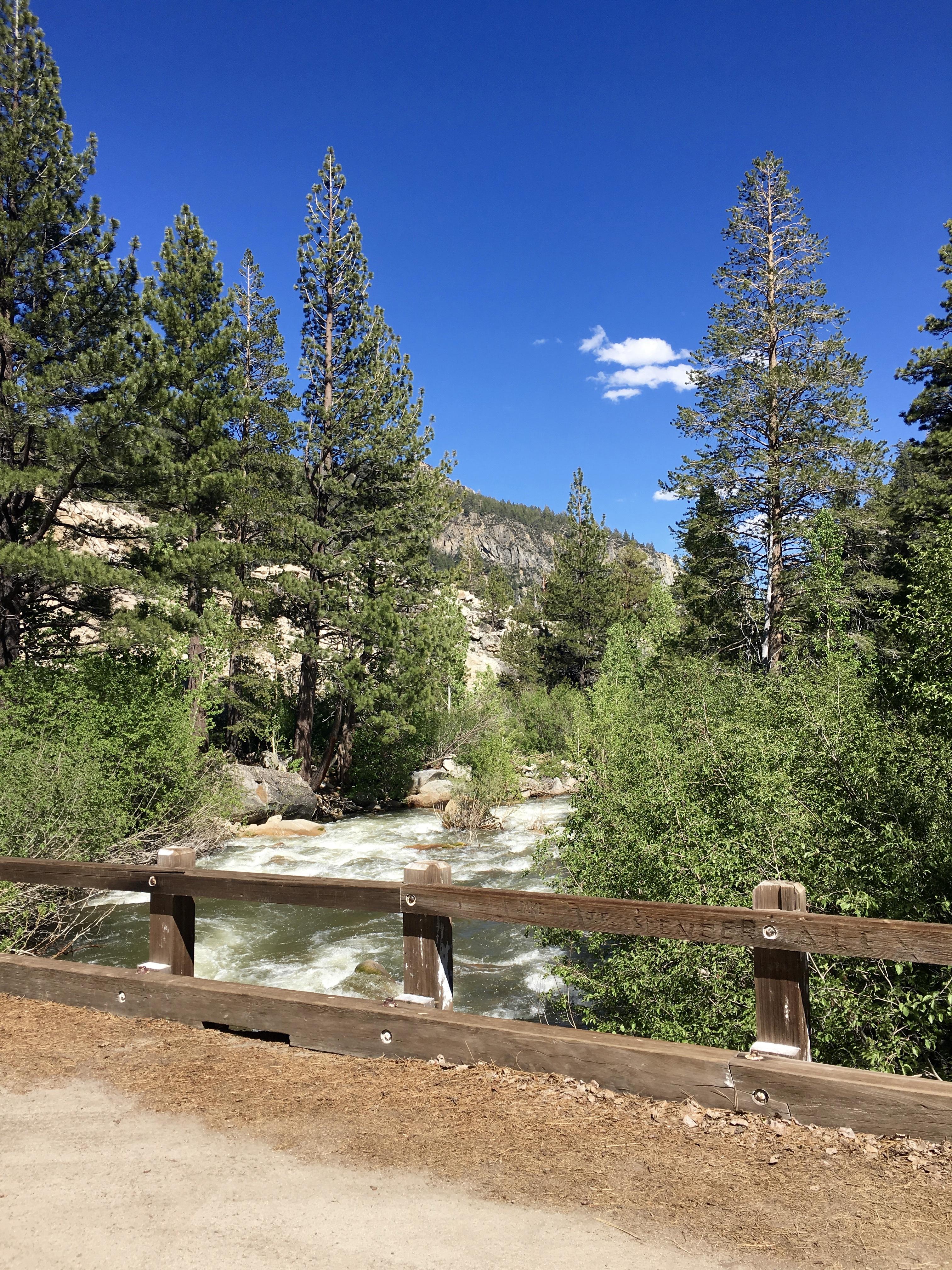 Carson River California