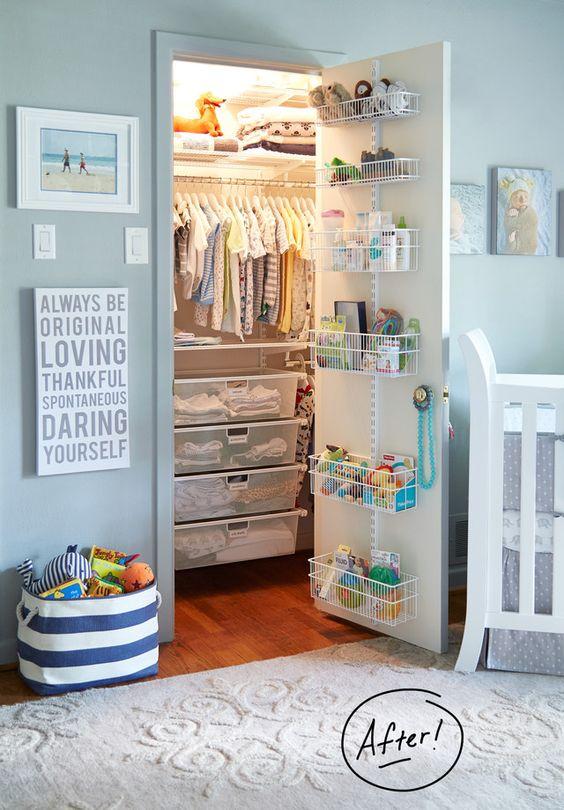organized-kids-nursery-closet