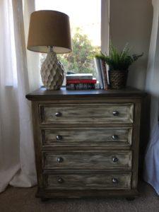 master-bedroom-painted-furniture-nightstand