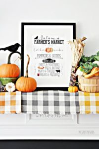 nest of posies free farmers market printable