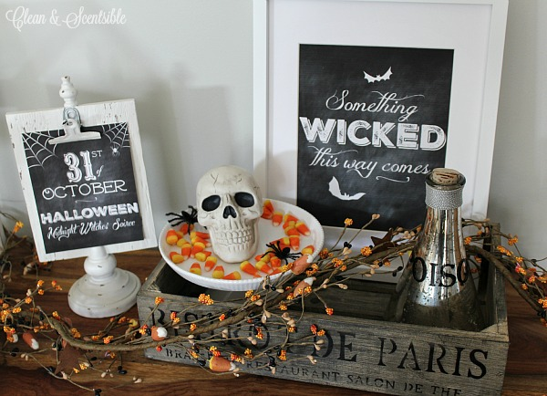 13 Free Halloween Printables