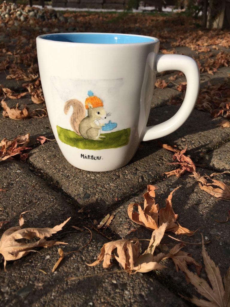 rae-dunn-mug