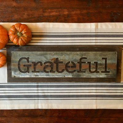 November Inspiration  | Expressing Gratitude