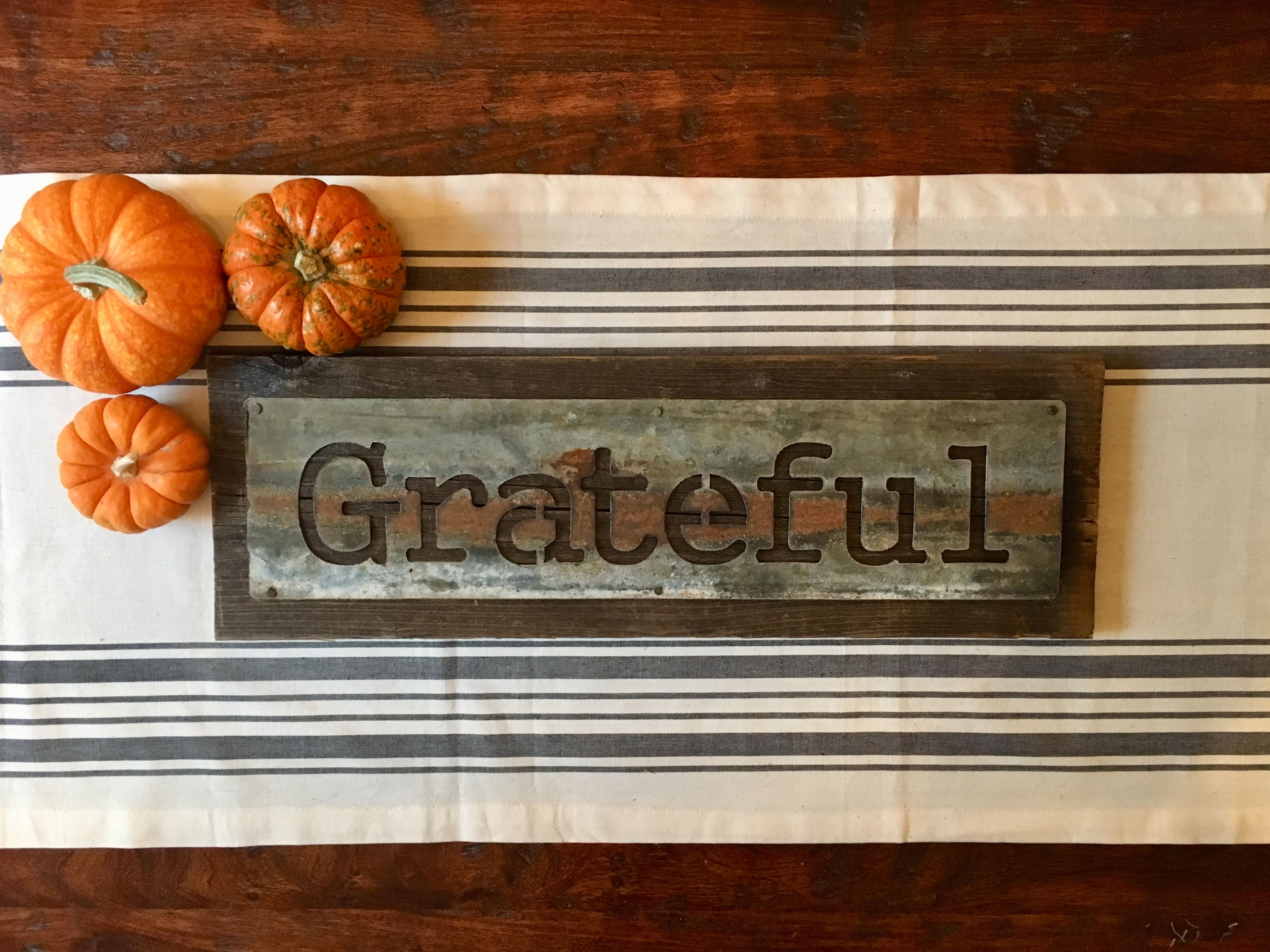 November Inspiration    Expressing Gratitude
