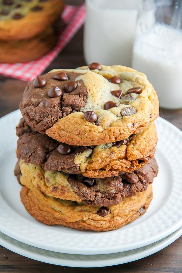 chocolate-chip-brownie-swirl-cookies