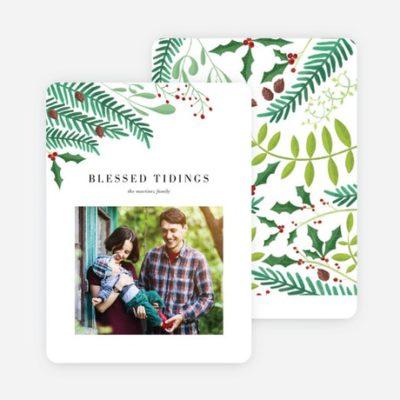 Tis The Season – Christmas Card Inspiration