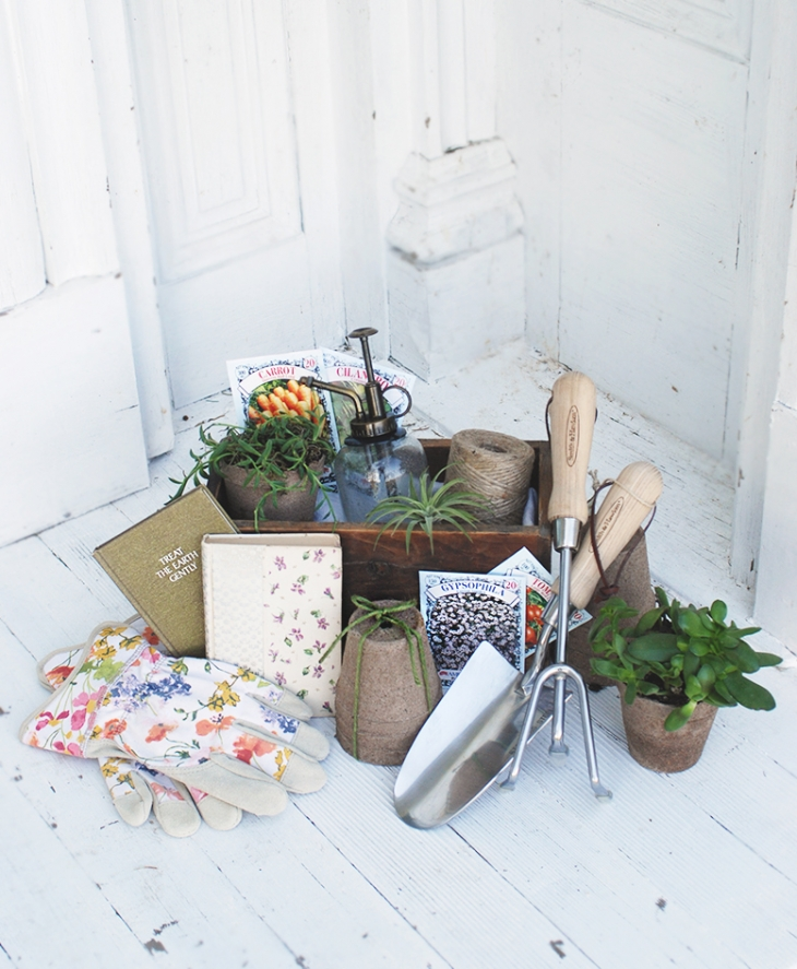 gardening-gift-basket-set