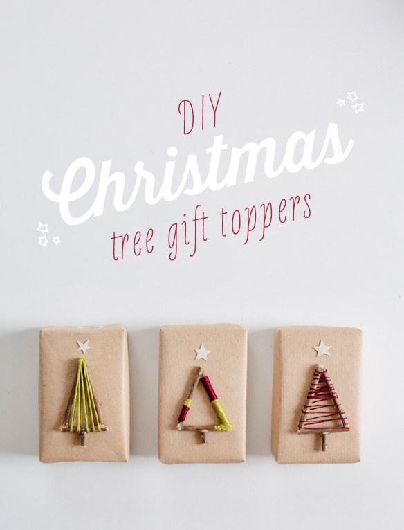 diy-christmas-tree-gift-toppers