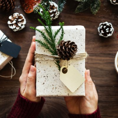 Simple Christmas Wrapping Inspiration
