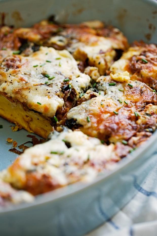 overnight-onion-spinach-feta-breakfast-bake