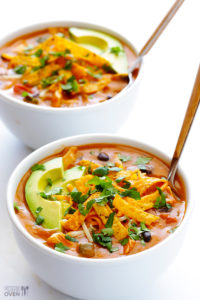 20-Minute-Cheesy-Chicken-Enchilada-Soup