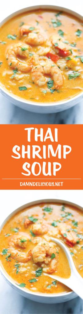 Easy-Thai-Shrimp-Soup