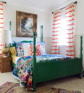 How-to-Paint-a-Craigslist-Bed