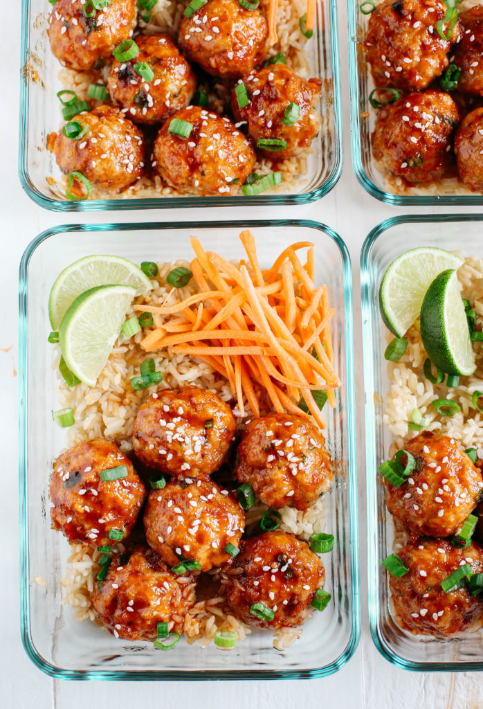 honey-sriracha-glazed-meatballs