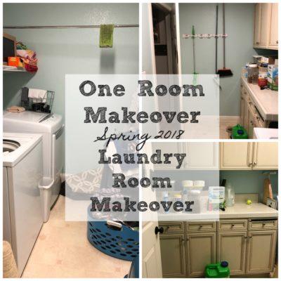 One Room Challenge – Week 1: Laundry Room Inspiration