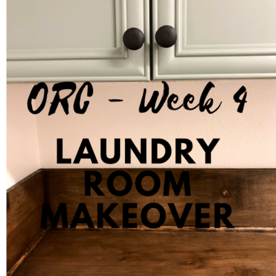 One Room Challenge – Week 4: So Many Details