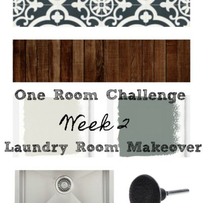 One Room Challenge – Week 2: Demo Day